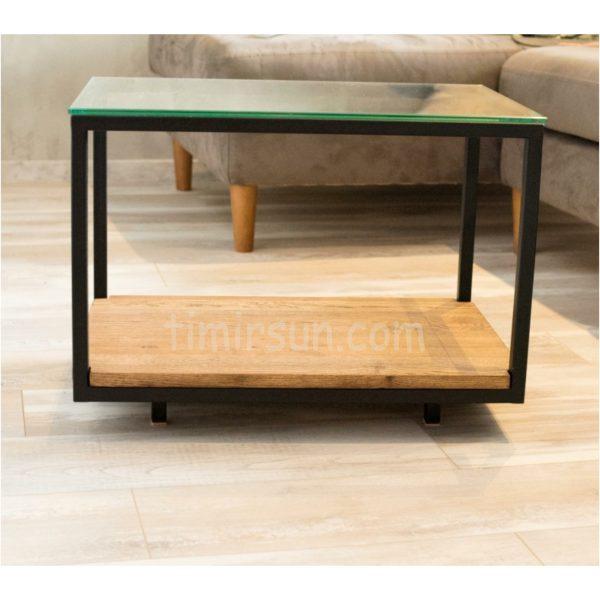 Стеклянный столик на заказ