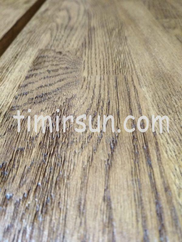 Старение древесины дуба