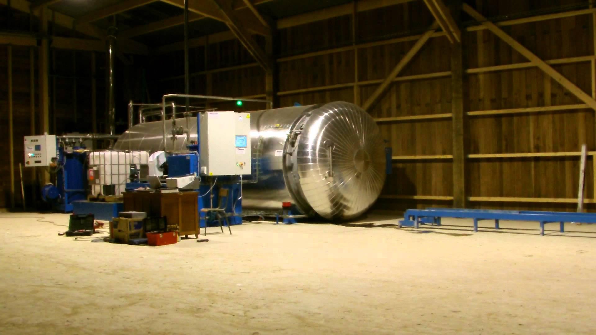 Производство термодерева